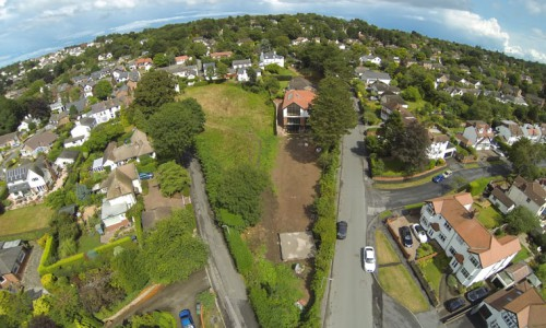 Lydiate Aerial Photo